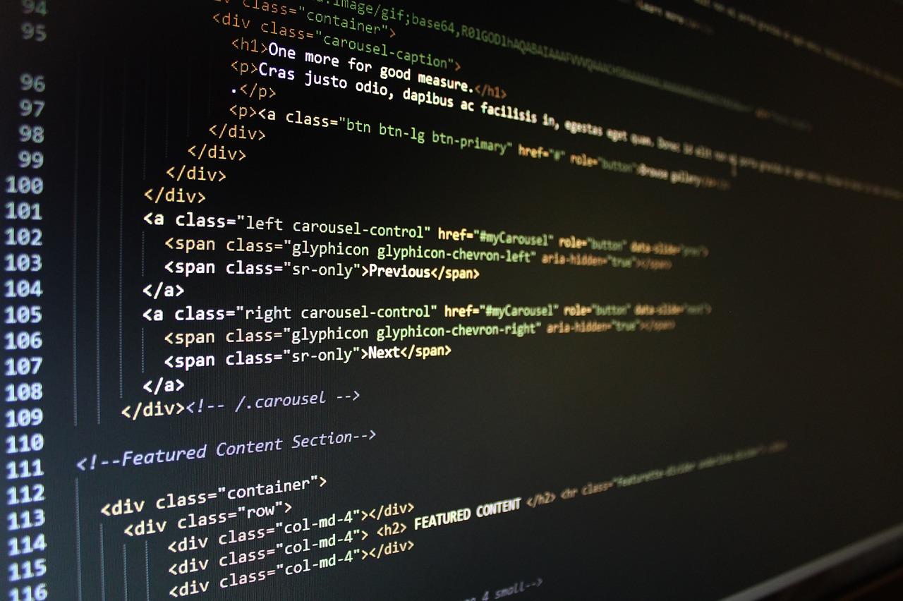 Zdrojový kód stránky